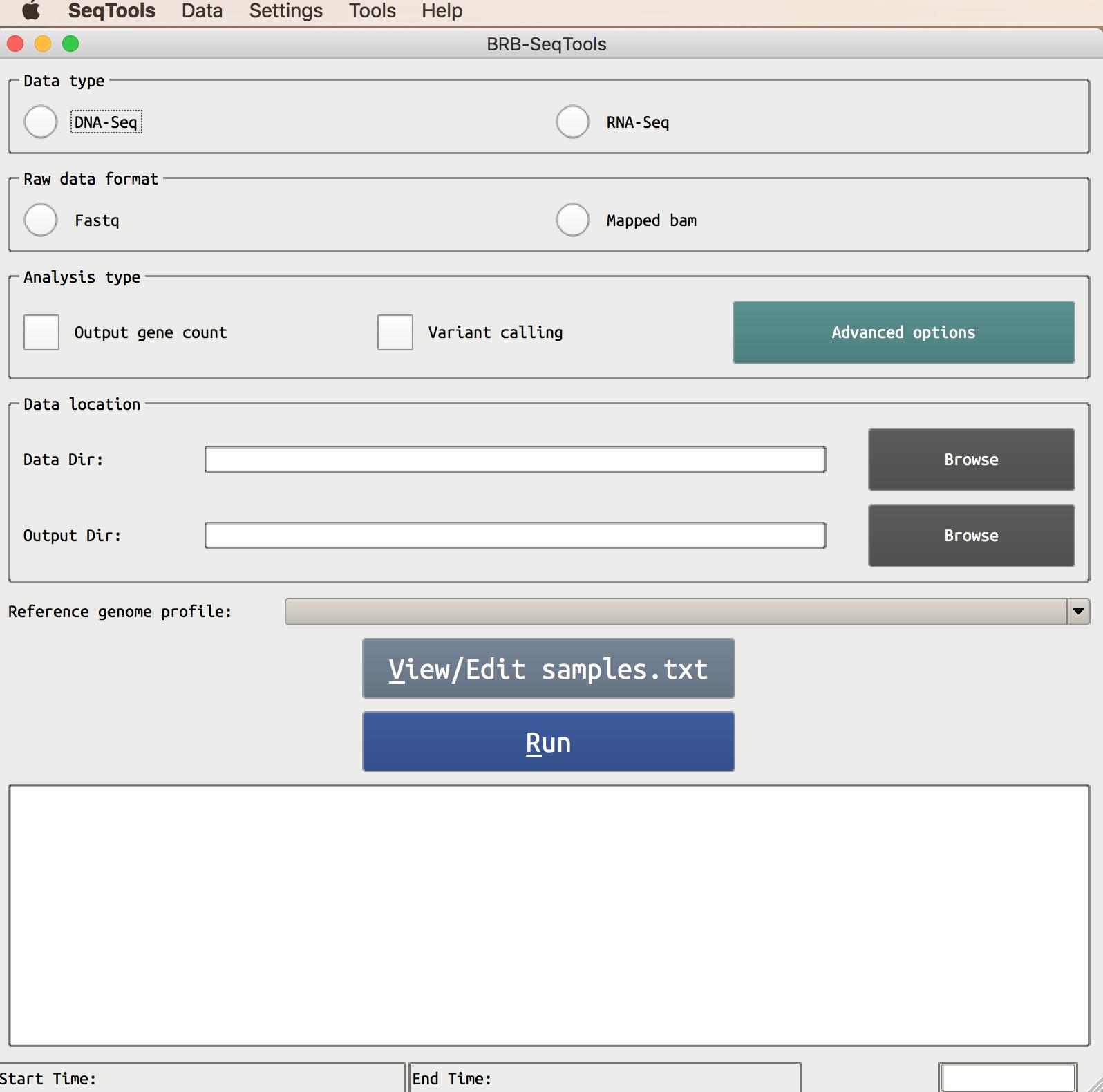 Running BRB-SeqTools on Mac OS
